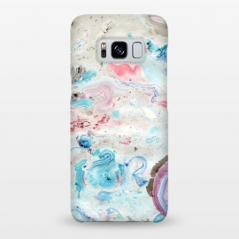 Galaxy S8+  Marble Pattern-v1 by Creativeaxle