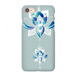iPhone 8/7  Saige Lotus Flower  by Rose Halsey