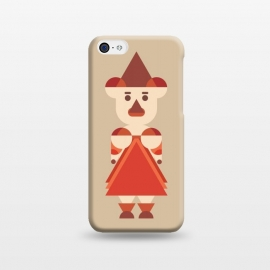 iPhone 5C  kids Traditional by TMSarts