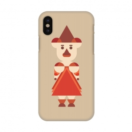 iPhone X  kids Traditional by TMSarts