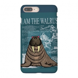 iPhone 8/7 plus  I am the walrus by