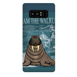 Galaxy Note 8  I am the walrus by