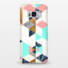 Galaxy S8+  Mosaic geometric textures by Mmartabc