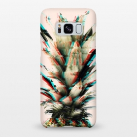 Galaxy S8+  Glitch pineapple by Mmartabc