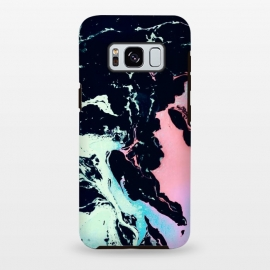 Galaxy S8 plus  Abstract vibrant marbling by