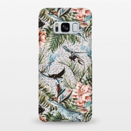 Galaxy S8+  Paradisiacal flora and fauna  by Mmartabc