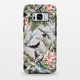 Galaxy S8 plus  Paradisiacal flora and fauna  by