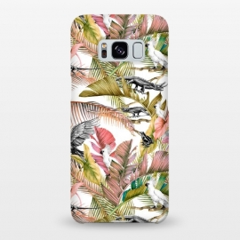 Galaxy S8+  Paradise in the pink jungle by Mmartabc