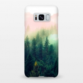 Galaxy S8+  Mountain landscape painting  by Mmartabc
