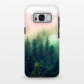 Galaxy S8 plus  Mountain landscape painting  by
