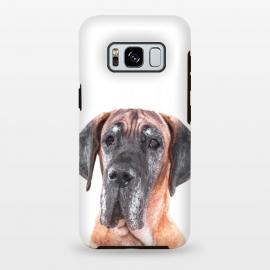 Galaxy S8 plus  Great Dane Portrait by