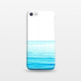 iPhone 5C  Blue Ocean Illustration by Alemi