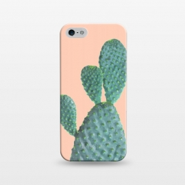 iPhone 5/5E/5s  Cactus Watercolor by Alemi