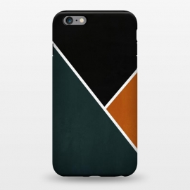 iPhone 6/6s plus  Noir Series - Forest & Orange by Nicklas Gustafsson