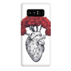 Galaxy Note 8  Cactus heart by kodamorkovkart
