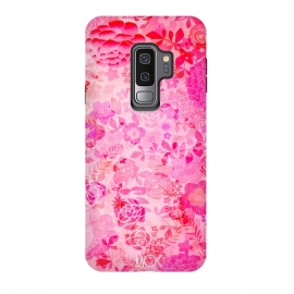 Galaxy S9+  Rose Floral by M.O.K. ()