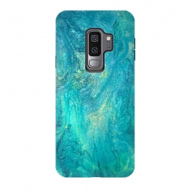 Galaxy S9+  Sea Stone by Ashley Camille
