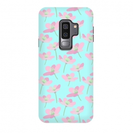 Galaxy S9 plus  Pastel Floral by  ()