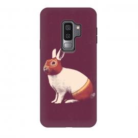 Galaxy S9 plus  Rabbit Wrestler SQUARE by
