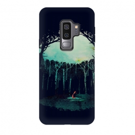 Galaxy S9 plus  Deepin The Forest by  ()