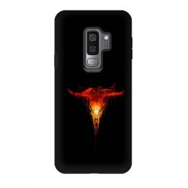 Galaxy S9 plus  Apocalypse by  (skull,doom,last day,death,fire,flame,war,surreal)