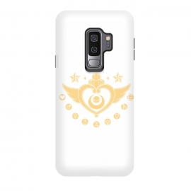 Galaxy S9 plus  Sailor Moon by  (sailor monn, anime,tv,series)