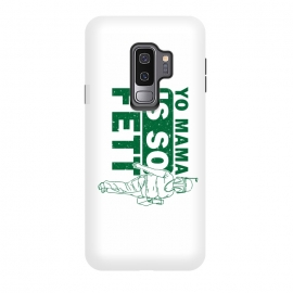 Galaxy S9 plus  So Fett by  (boba fett, fett,star wars,yo mama,mama's jokes,funny,parody)