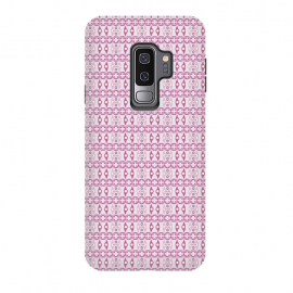 Galaxy S9 plus  Owl by  (owl,pink,vector,pattern,abstrac)
