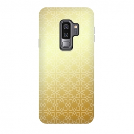 Galaxy S9 plus  Gold by  (gold,women,pattern,vector,geometric,fashion,abstract)