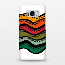 Galaxy S8+  Color Waves by Majoih
