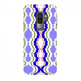 Galaxy S9 plus  Travels by  (exotic,Indian,moroccan,geometric,abstract,pattern,bright colors,fun)
