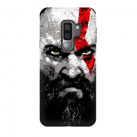 Galaxy S9+  Kratos by Mitxel Gonzalez (kratos,god of war,videogames,gamer,gamers,fan art,videojuegos,godofwar)