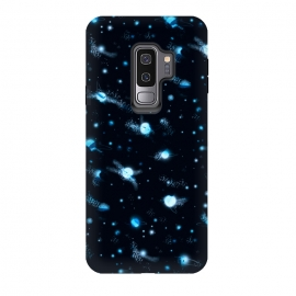 Galaxy S9 plus  marble night sky by  (marble,night sky,stars,galaxy,universe,sky,planet)