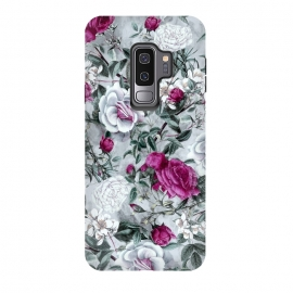 Galaxy S9+  Floral Pattern V by Riza Peker