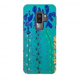 Galaxy S9 plus  Hail the Flowers by  (fun modern)