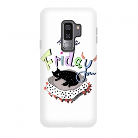 Galaxy S9 plus  Hello Friday by