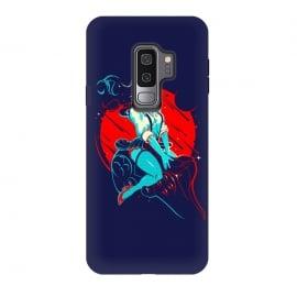 Galaxy S9 plus  Pin-Up Nerdy by