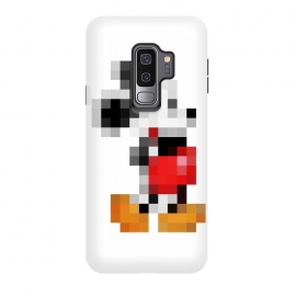 Galaxy S9+  Mickey Mouse Pixel by Alisterny
