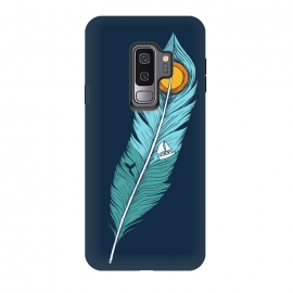 Galaxy S9 plus  Feather Landscape by