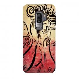 Galaxy S9 plus  Fire tattoo by