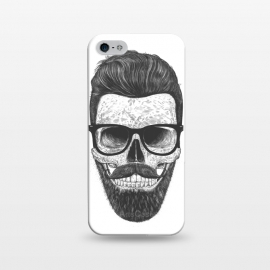 iPhone 5/5E/5s  Hipster skull by