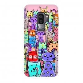 Galaxy S9 plus  Cat Mess by