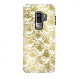 Galaxy S9+  Organic Burst Gold by Caitlin Workman