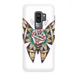 Galaxy S9+  butterfly 5 by Evaldas Gulbinas