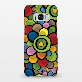 Galaxy S8+  Spring Bubble Flower by Majoih
