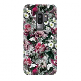Galaxy S9+  Floral Spring by Riza Peker (floral,fashion,design,rizapeker,art)