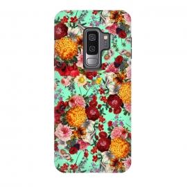 Galaxy S9 plus  EXOTIC GARDEN XV by