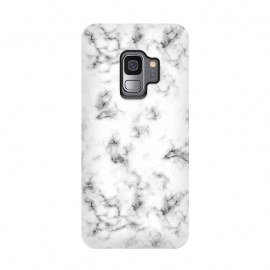 Galaxy S9  Marble Texture Pattern 035 by Jelena Obradovic