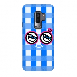 Galaxy S9+  Vintage Tartans Pattern 2 by Michael Cheung