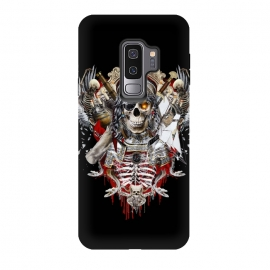 Galaxy S9 plus  Pirate Skull by  (pirates,skulls,digitalart,design)